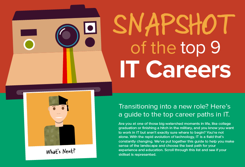 Top 9 Careers in IT